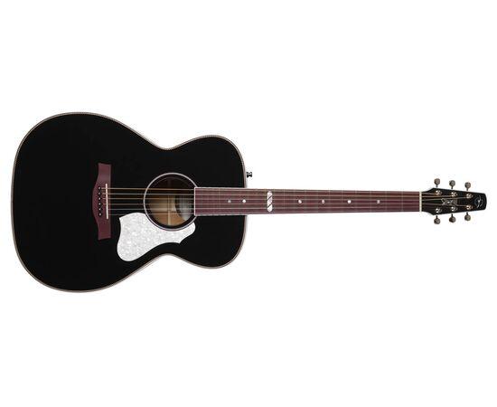 Акустическая гитара с подключением SEAGULL 047734 Artist Limited Tuxedo Black EQ (с кофром), фото 2