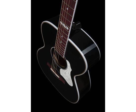 Акустическая гитара с подключением SEAGULL 047734 Artist Limited Tuxedo Black EQ (с кофром), фото 8