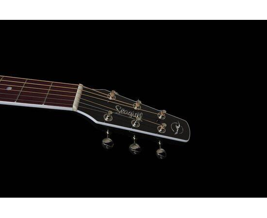 Акустическая гитара с подключением SEAGULL 047734 Artist Limited Tuxedo Black EQ (с кофром), фото 16