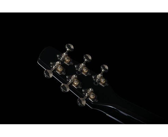 Акустическая гитара с подключением SEAGULL 047734 Artist Limited Tuxedo Black EQ (с кофром), фото 15