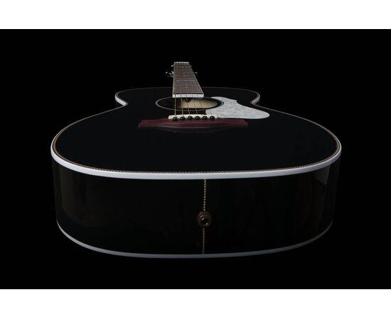 Акустическая гитара с подключением SEAGULL 047734 Artist Limited Tuxedo Black EQ (с кофром), фото 9
