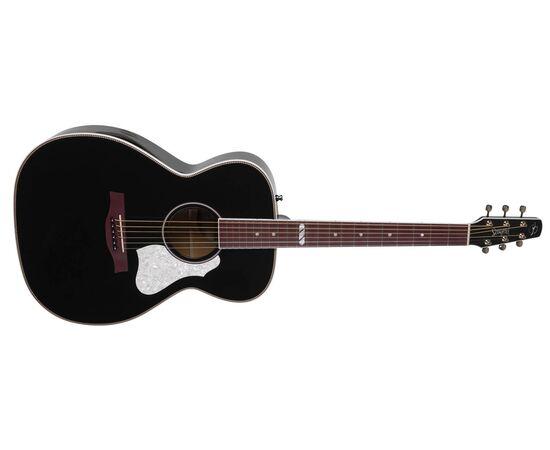 Акустическая гитара с подключением SEAGULL 047734 Artist Limited Tuxedo Black EQ (с кофром), фото 3