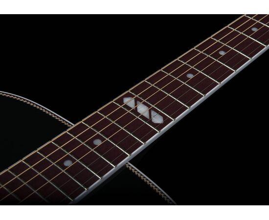 Акустическая гитара с подключением SEAGULL 047734 Artist Limited Tuxedo Black EQ (с кофром), фото 12
