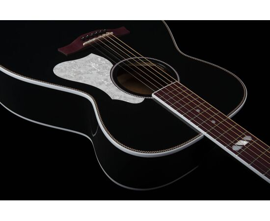 Акустическая гитара с подключением SEAGULL 047734 Artist Limited Tuxedo Black EQ (с кофром), фото 13