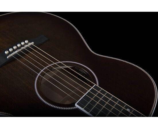 Акустическая гитара с вырезом и подключением SEAGULL 047741 Artist Mosaic CH CW Bourbon Burst GT EQ (с кофром), фото 9