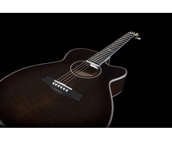 Акустическая гитара с вырезом и подключением SEAGULL 047741 Artist Mosaic CH CW Bourbon Burst GT EQ (с кофром), фото 10