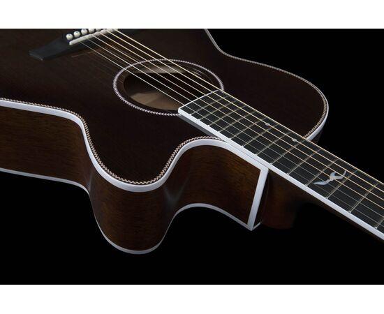 Акустическая гитара с вырезом и подключением SEAGULL 047741 Artist Mosaic CH CW Bourbon Burst GT EQ (с кофром), фото 12