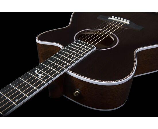 Акустическая гитара с вырезом и подключением SEAGULL 047741 Artist Mosaic CH CW Bourbon Burst GT EQ (с кофром), фото 13