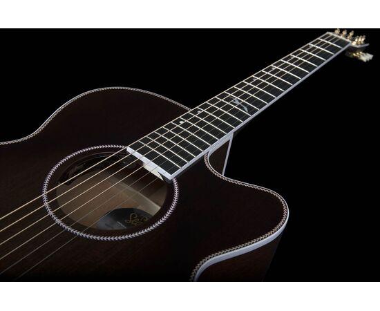Акустическая гитара с вырезом и подключением SEAGULL 047741 Artist Mosaic CH CW Bourbon Burst GT EQ (с кофром), фото 14