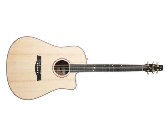 Акустическая гитара с вырезом и подключением SEAGULL 047758 Artist Mosaic CW HG EQ (с кофром), фото 2