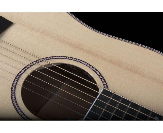 Акустическая гитара с вырезом и подключением SEAGULL 047758 Artist Mosaic CW HG EQ (с кофром), фото 10