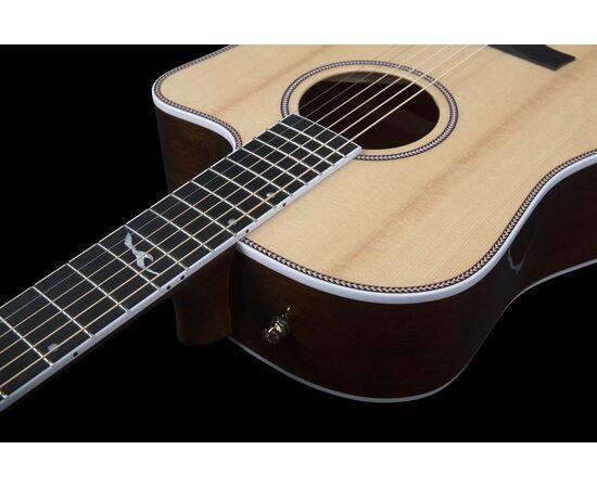 Акустическая гитара с вырезом и подключением SEAGULL 047758 Artist Mosaic CW HG EQ (с кофром), фото 12