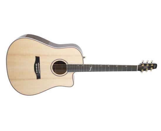 Акустическая гитара с вырезом и подключением SEAGULL 047758 Artist Mosaic CW HG EQ (с кофром), фото 3