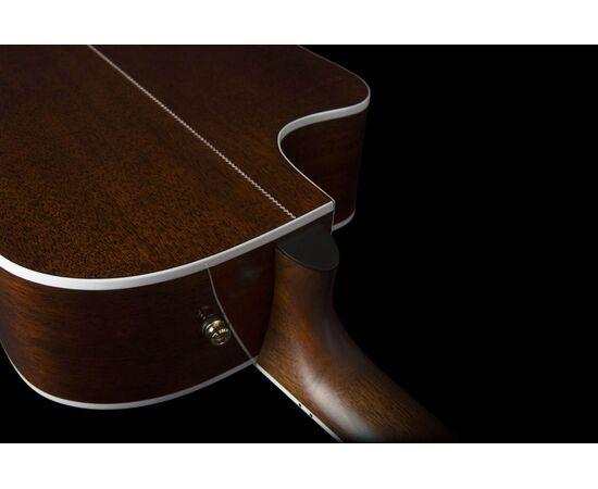 Акустическая гитара с вырезом и подключением SEAGULL 047758 Artist Mosaic CW HG EQ (с кофром), фото 11