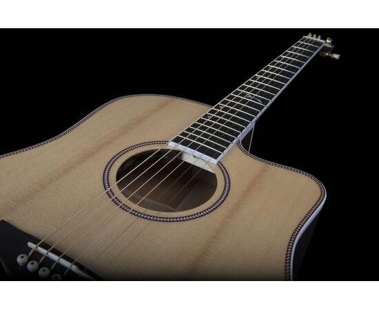 Акустическая гитара с вырезом и подключением SEAGULL 047758 Artist Mosaic CW HG EQ (с кофром), фото 8