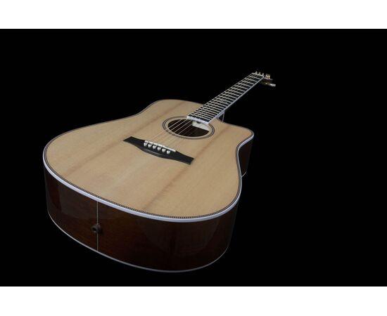 Акустическая гитара с вырезом и подключением SEAGULL 047758 Artist Mosaic CW HG EQ (с кофром), фото 7