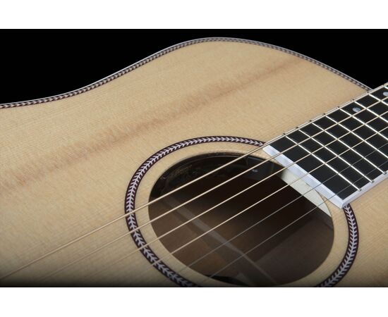 Акустическая гитара с вырезом и подключением SEAGULL 047758 Artist Mosaic CW HG EQ (с кофром), фото 9