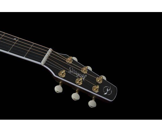 Акустическая гитара с подключением SEAGULL 047765 Artist Mosaic EQ (с кофром), фото 14