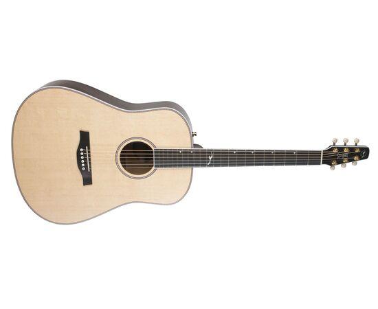 Акустическая гитара с подключением SEAGULL 047765 Artist Mosaic EQ (с кофром), фото 3