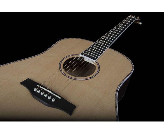 Акустическая гитара с подключением SEAGULL 047765 Artist Mosaic EQ (с кофром), фото 8