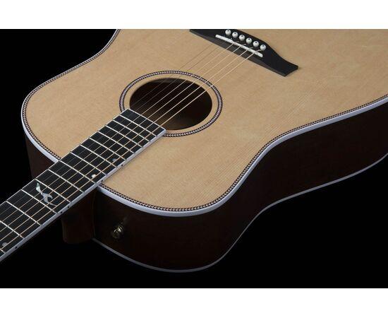 Акустическая гитара с подключением SEAGULL 047765 Artist Mosaic EQ (с кофром), фото 11