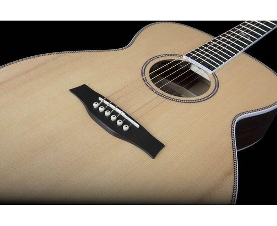 Акустическая гитара с подключением SEAGULL 047772 Artist Studio CH Natural EQ (с кофром), фото 9