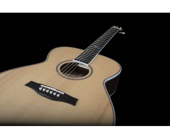 Акустическая гитара с подключением SEAGULL 047772 Artist Studio CH Natural EQ (с кофром), фото 12