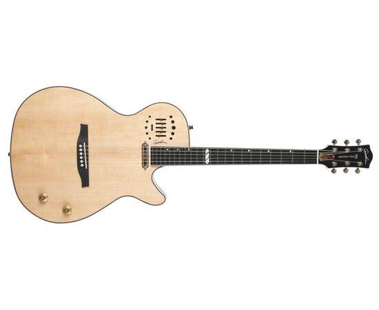 Електроакустична гітара GODIN 047895 Multiac Steel Natural HG (з кофром), фото 2
