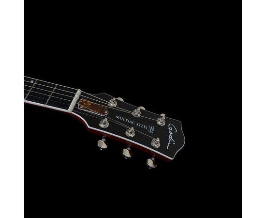 Електроакустична гітара GODIN 047895 Multiac Steel Natural HG (з кофром), фото 14