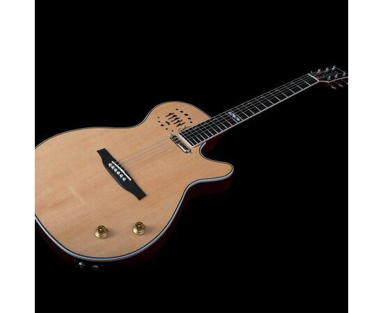 Електроакустична гітара GODIN 047895 Multiac Steel Natural HG (з кофром), фото 5