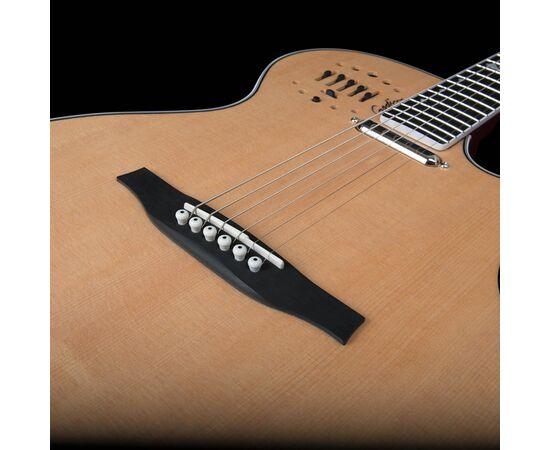 Електроакустична гітара GODIN 047895 Multiac Steel Natural HG (з кофром), фото 6