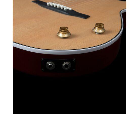 Електроакустична гітара GODIN 047895 Multiac Steel Natural HG (з кофром), фото 9