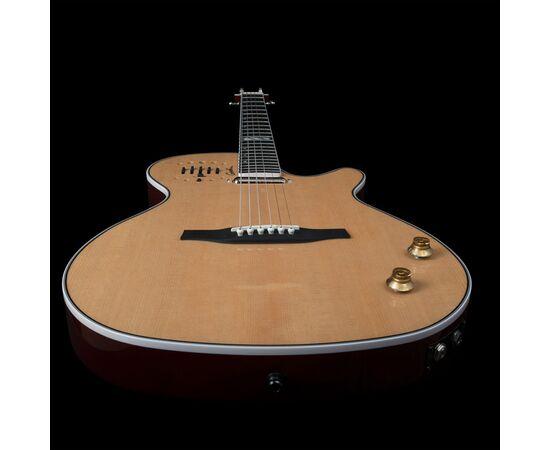 Електроакустична гітара GODIN 047895 Multiac Steel Natural HG (з кофром), фото 10