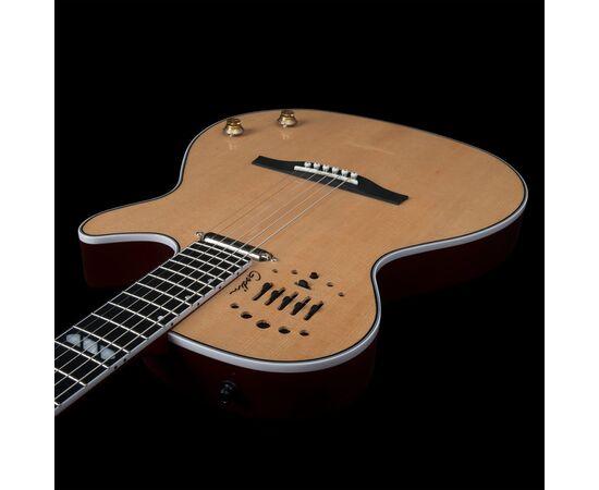 Електроакустична гітара GODIN 047895 Multiac Steel Natural HG (з кофром), фото 12