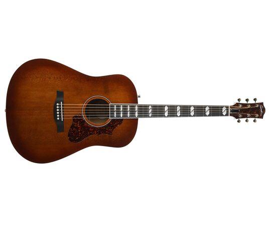 Акустическая гитара с подключением GODIN 047918 Metropolis LTD Havana Burst HG EQ (с кофром), фото 2