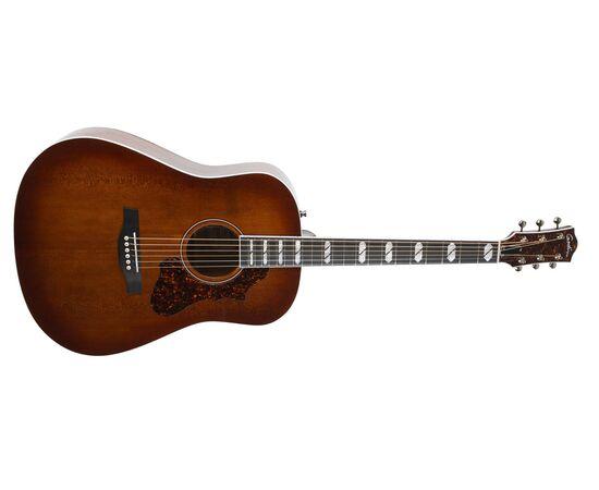 Акустическая гитара с подключением GODIN 047918 Metropolis LTD Havana Burst HG EQ (с кофром), фото 3