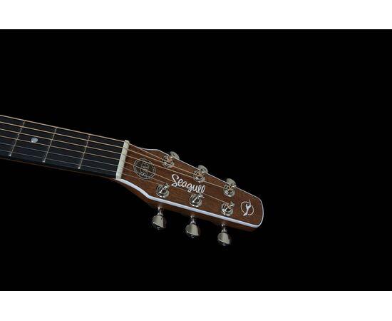 Акустическая гитара с подключением SEAGULL 048090 Maritime SWS Natural SG A/E, фото 12