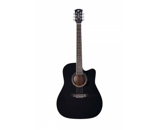 Акустическая гитара Alfabeto WL41 BK + чехол, фото