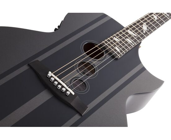 Акустична гітара з вирізом та підключенням SCHECTER DJ ASHBA ACOUSTIC SCG, фото 5