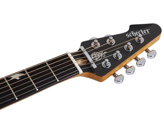 Акустична гітара з вирізом та підключенням SCHECTER DJ ASHBA ACOUSTIC SCG, фото 10