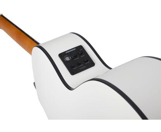 Акустическая гитара с вырезом и подключением SCHECTER DJ ASHBA ACOUSTIC SWHT, фото 8