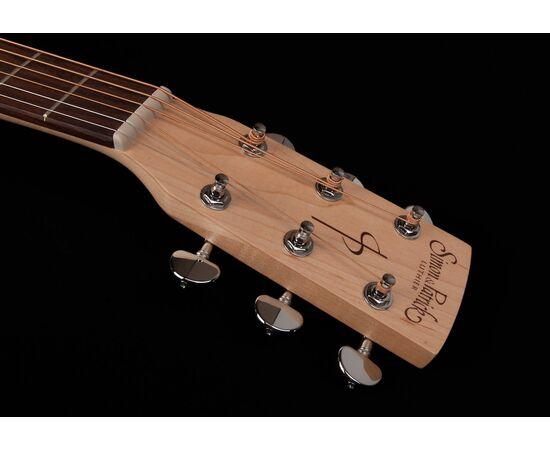 Акустична гітара з підключенням Simon & Patrick 039739 Trek Nat Folk Solid Spruce SG EQ, фото 6