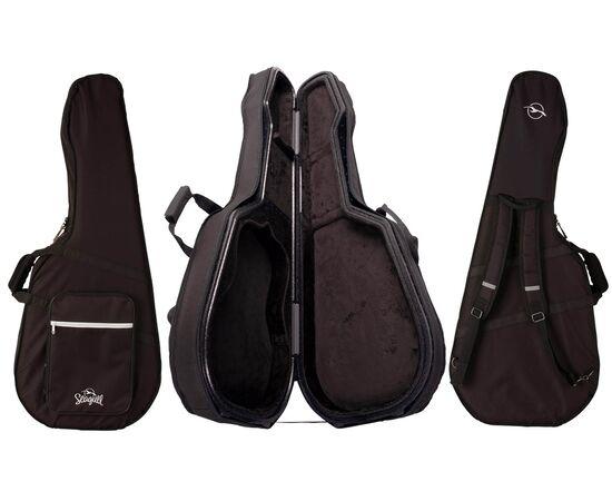 Акустическая гитара с подключением SEAGULL 047734 Artist Limited Tuxedo Black EQ (с кофром), фото 17