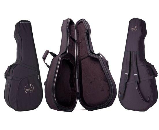 Акустическая гитара с вырезом и подключением Simon&Patrick 033270 Showcase CW Flame Maple Element with DLX TRIC, фото 4
