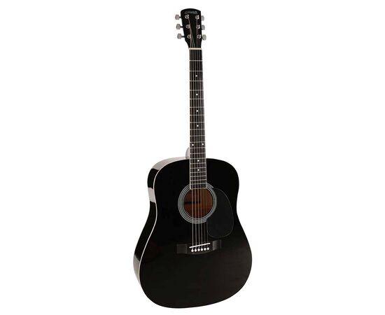 Акустична гітара Nashville GSD-60-BK, фото