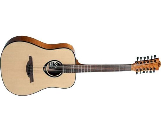 Гитара акустическая LAG Tramontane T66D12, фото