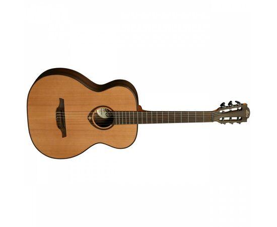 Акустична гітара з нейлоновими струнами Lag Tramontane TN300A, фото