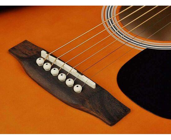 Акустична гітара Nashville GSA-60-SB, фото 5