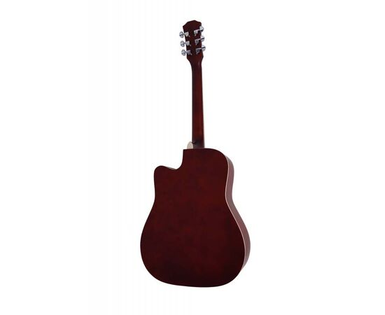 Акустическая гитара Alfabeto WL41 NT + чехол, фото 2