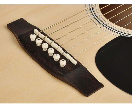 Акустическая гитара Nashville GSA-60-NT, фото 5